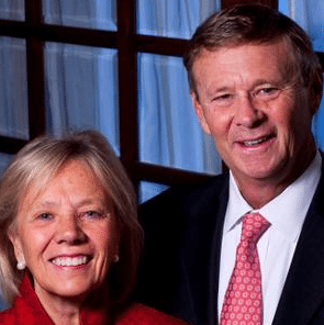 Kathy and Bill Magee, M.D.