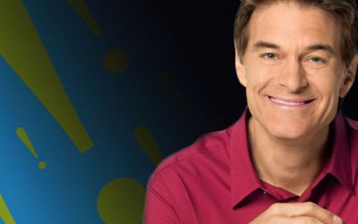 Dr. Oz's Greatest Epiphany in Life