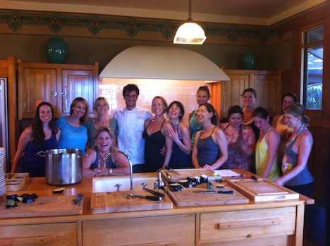 Epiphany Yoga - Cooking