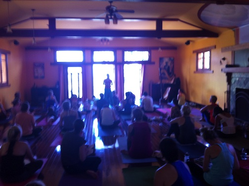 Epiphany Yoga Talk - Pastiloff