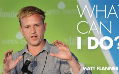 Matt Flannery's Epiphany to start Kiva.org + How He Made It Happen