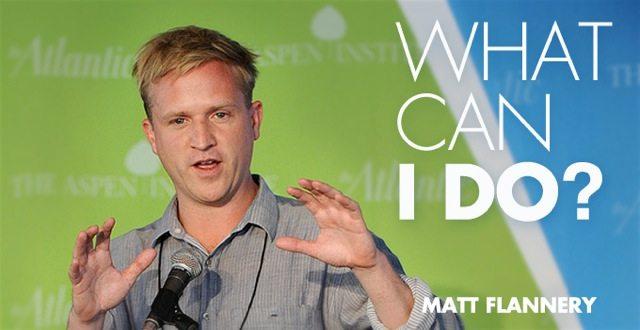 Matt Flannery's Epiphany to start Kiva.org + How He Made It Happen