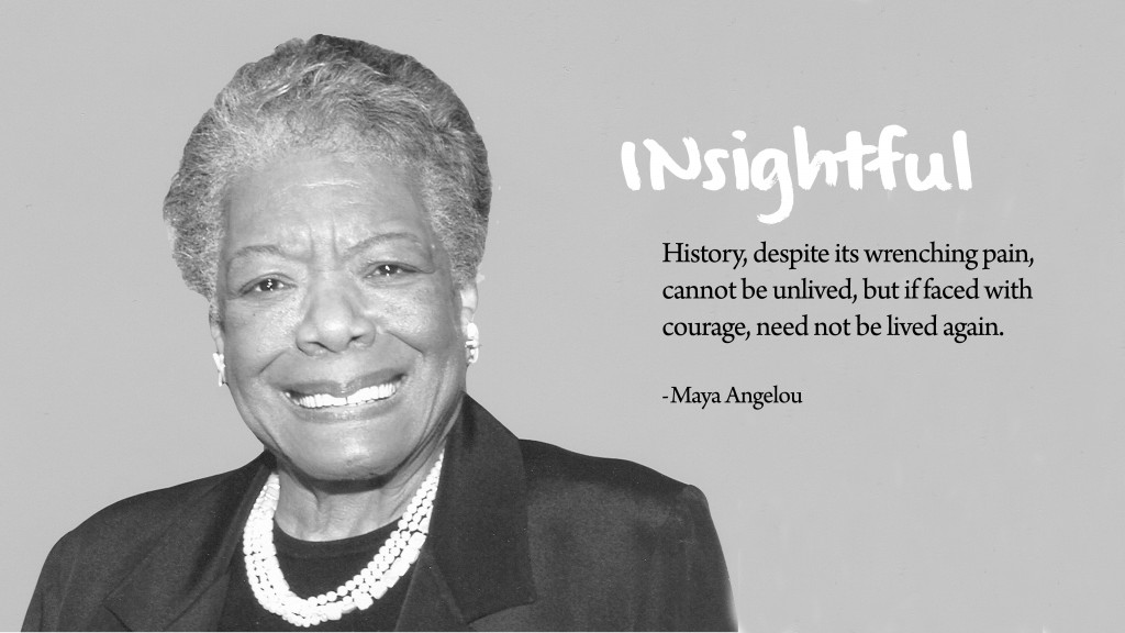 My Interview with Maya Angelou and How It Changed My Life